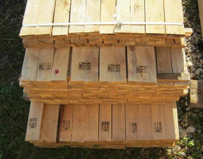 Swing Side Crates